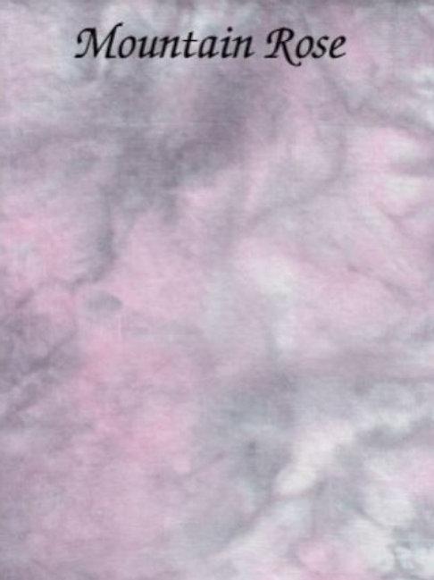 Mountain Rose | Hardanger | Silkweaver Fabric