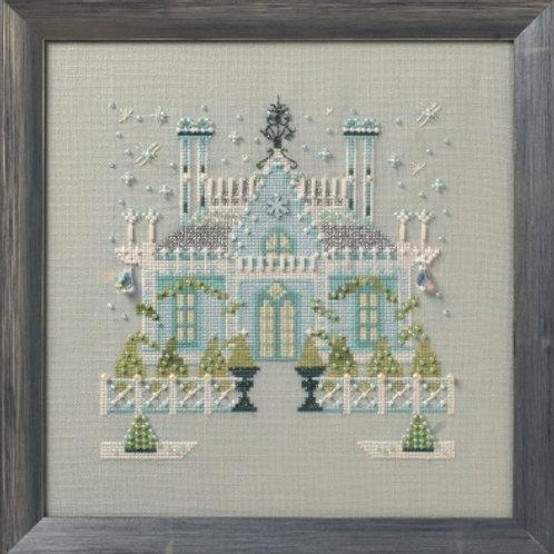 The Gothic House Holiday Village | Nora Corbett Designs