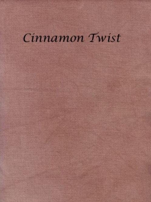 Cinnamon Twist | Aida | Silkweaver Fabrics