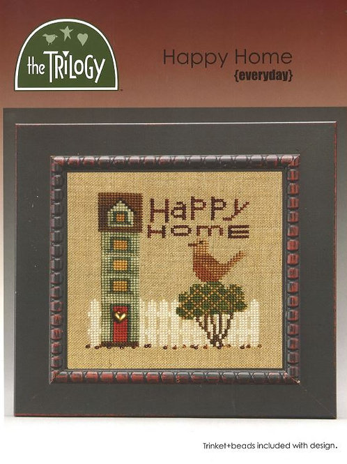 Happy Home {everyday}   The Trilogy