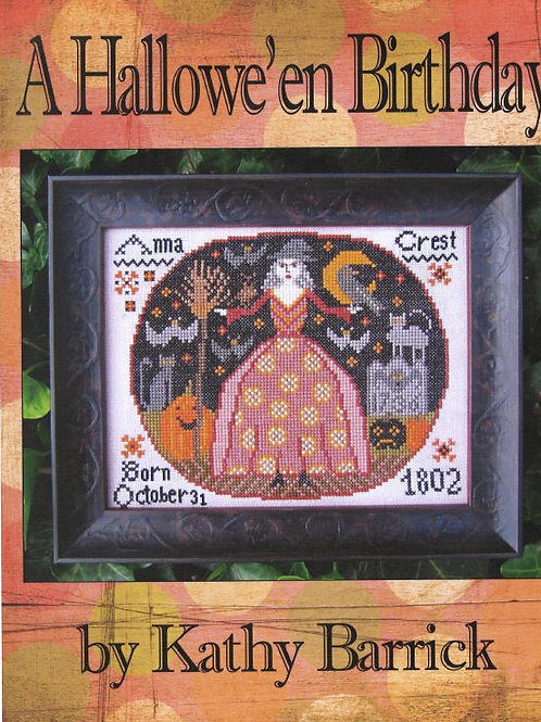 A Hallowe'en Birthday | Kathy Barrick