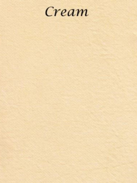 Cream | Hardanger | Silkweaver Fabric