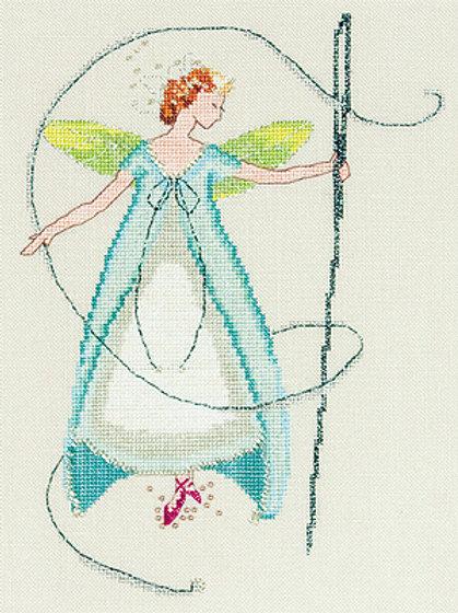 Stitching Fairies Needle Fairy   Nora Corbett Designs