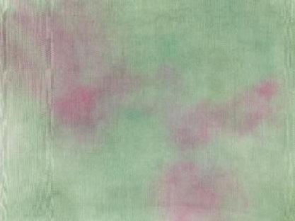 Geranium | Linen | Crossed Wing Collection