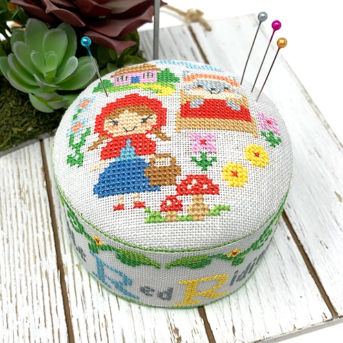 Little Red Riding Hood Pin Cushion | Tiny Modernist