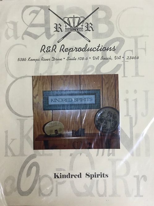 Kindred Spirits | R&R Reproductions