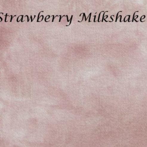 Strawberry Milkshake | Evenweave | Silkweaver Fabrics