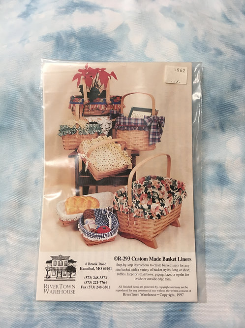 Basket Liners | River Town