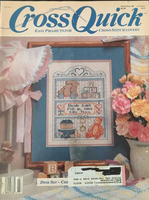 Cross Quick Jun/Jul 1989