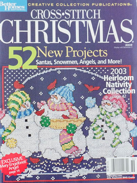 Cross Stitch Christmas 2003