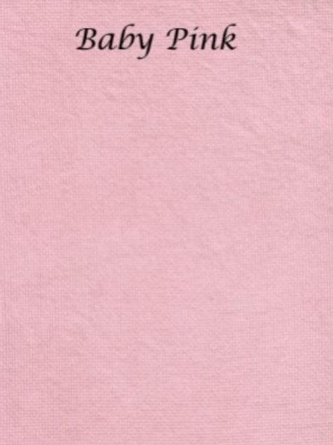Baby Pink | Hardanger | Silkweaver Fabric