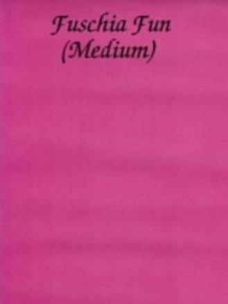 Fuschia Fun (Medium) | Aida | Silkweaver Fabrics