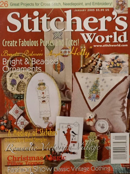 Stitcher's World Jan 2005