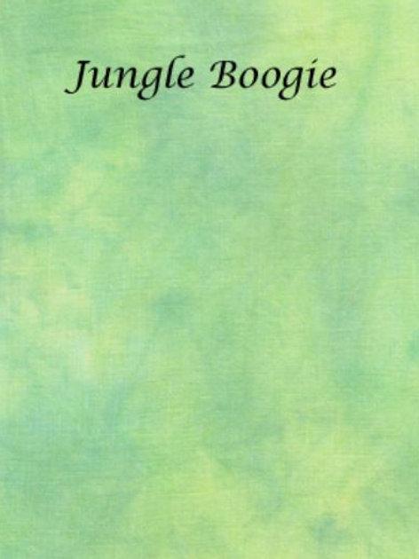 Jungle Boogie | Aida | Silkweaver Fabrics