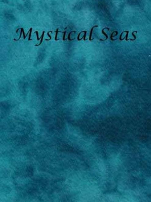 Mystical Seas | Evenweave | Silkweaver Fabrics