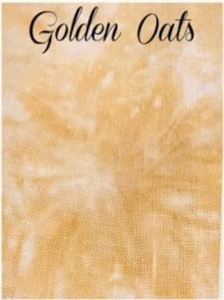 Golden Oats   Hardanger   Silkweaver Fabric