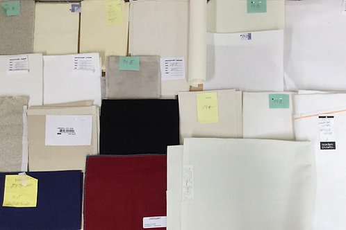 Assorted 14ct Fabric Lot