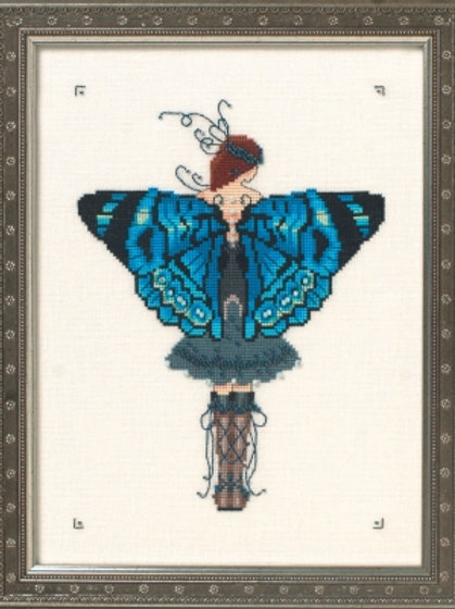 Miss Columbian Nymphalid Butterfly Misses Collection   Nora Corbett Designs
