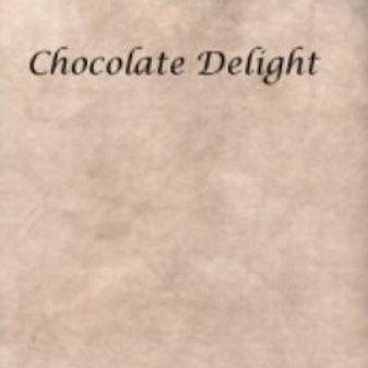 Chocolate Delight | Hardanger | Silkweaver Fabric