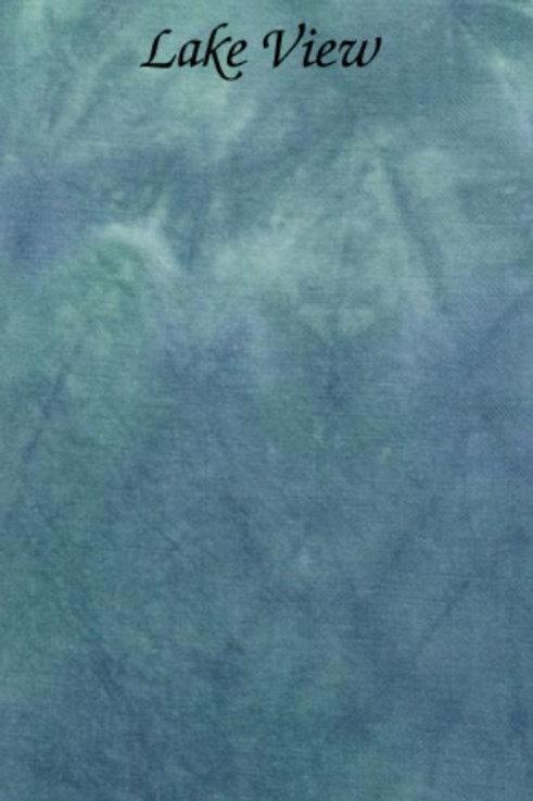 Lake View | Hardanger | Silkweaver Fabric