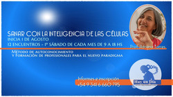 SANAR CON LA INTELIGENCIA DE LAS CELULAS