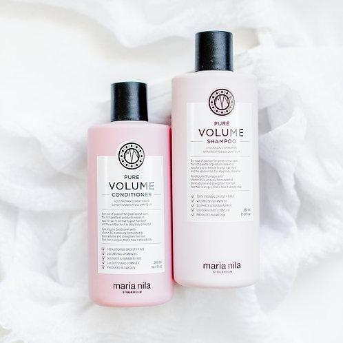 Maria Nila Volume Shampoo + Conditioner
