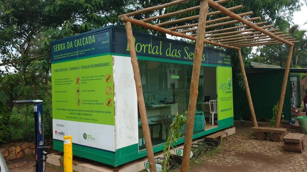 Centro de Informações da Serra da Calçada