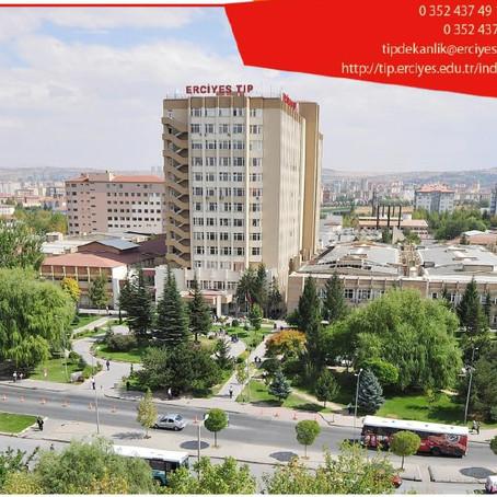 كلية الطب في جامعة ارجيس الحكومية erciyes üniversitesi