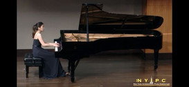Catherine Ma performs in Steinway Hall