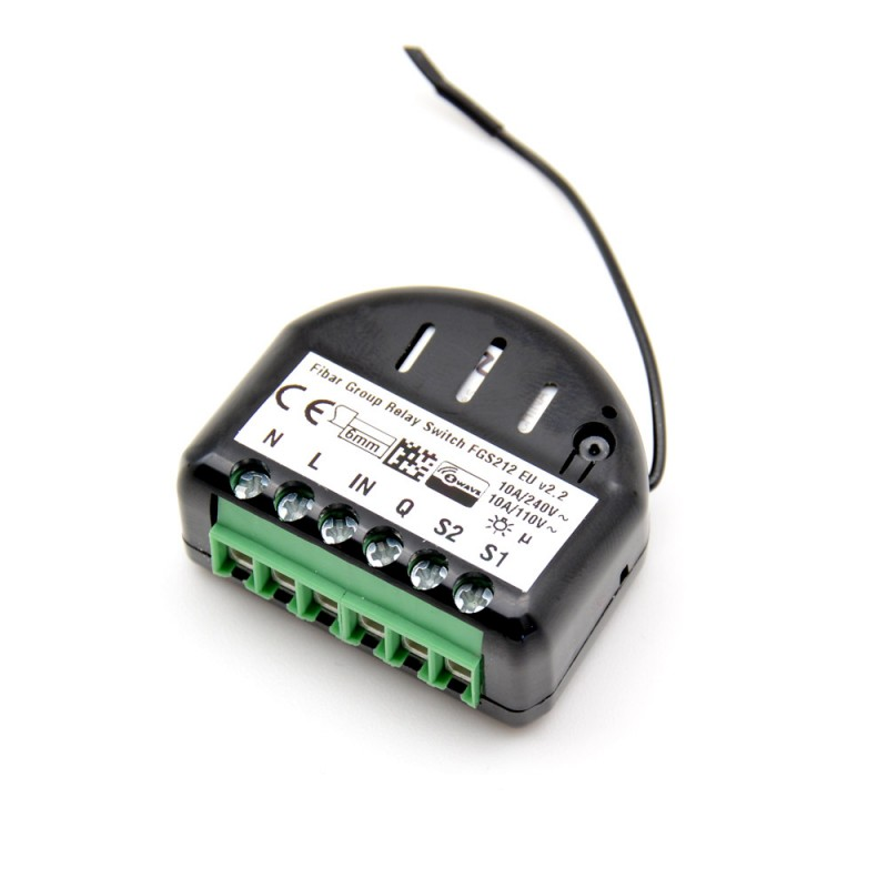 Micromodule commutateur Z-Wave