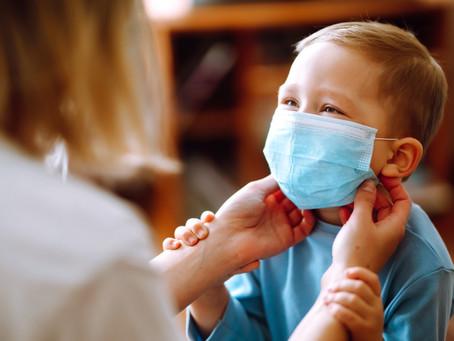 Co moje dziecko mówi do mnie w trakcie pandemii?