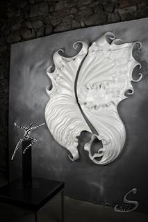 "Décor mural ""Ailleurs"""