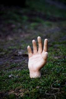 La main de St Gilles