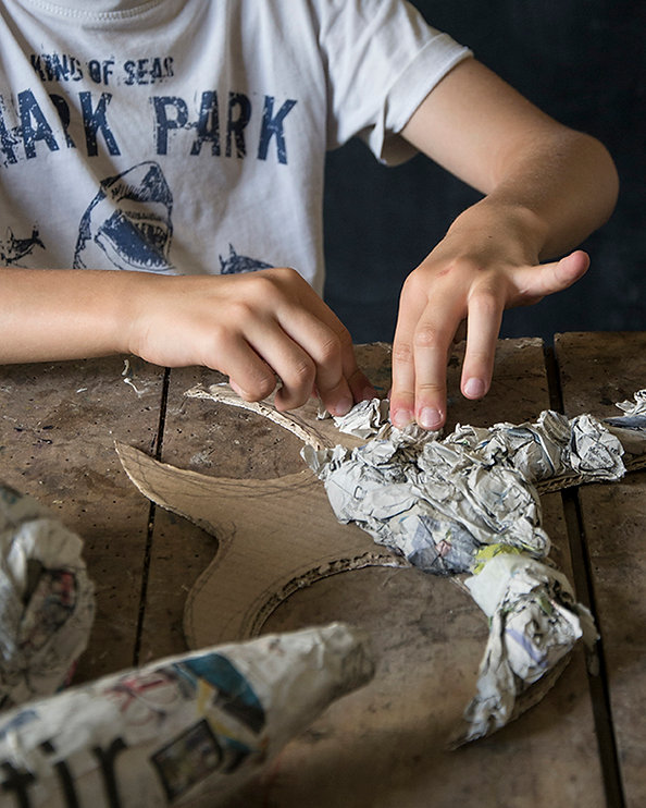 Ateliers découverte sculpture