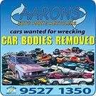 Rockingham car body removal, Rockingham wreckers, wreckers Rockingham