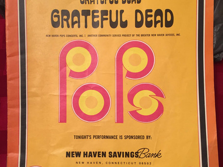 More than just Grateful - Music history could be hiding right under you!