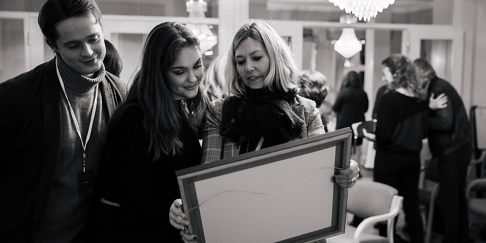 BEYOND ART CHARITY ART AUCTION 2021 IN SUPPORT OF UNGNORGE