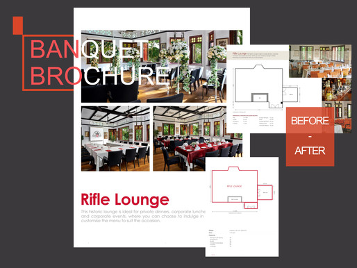 [BROCHURE] Updated Banquet Collateral