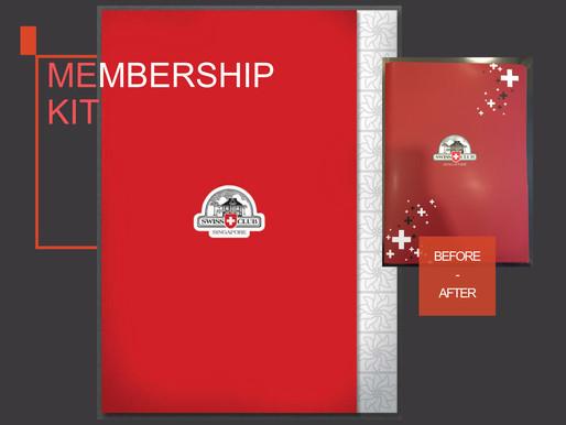 [COLLATERALS] Membership Kit 2017