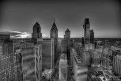 Philadelphia in Monochrome
