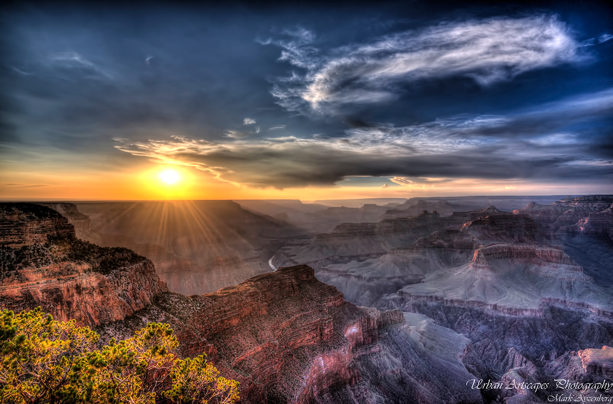 Grand Canyon, Colorado, New Orleans