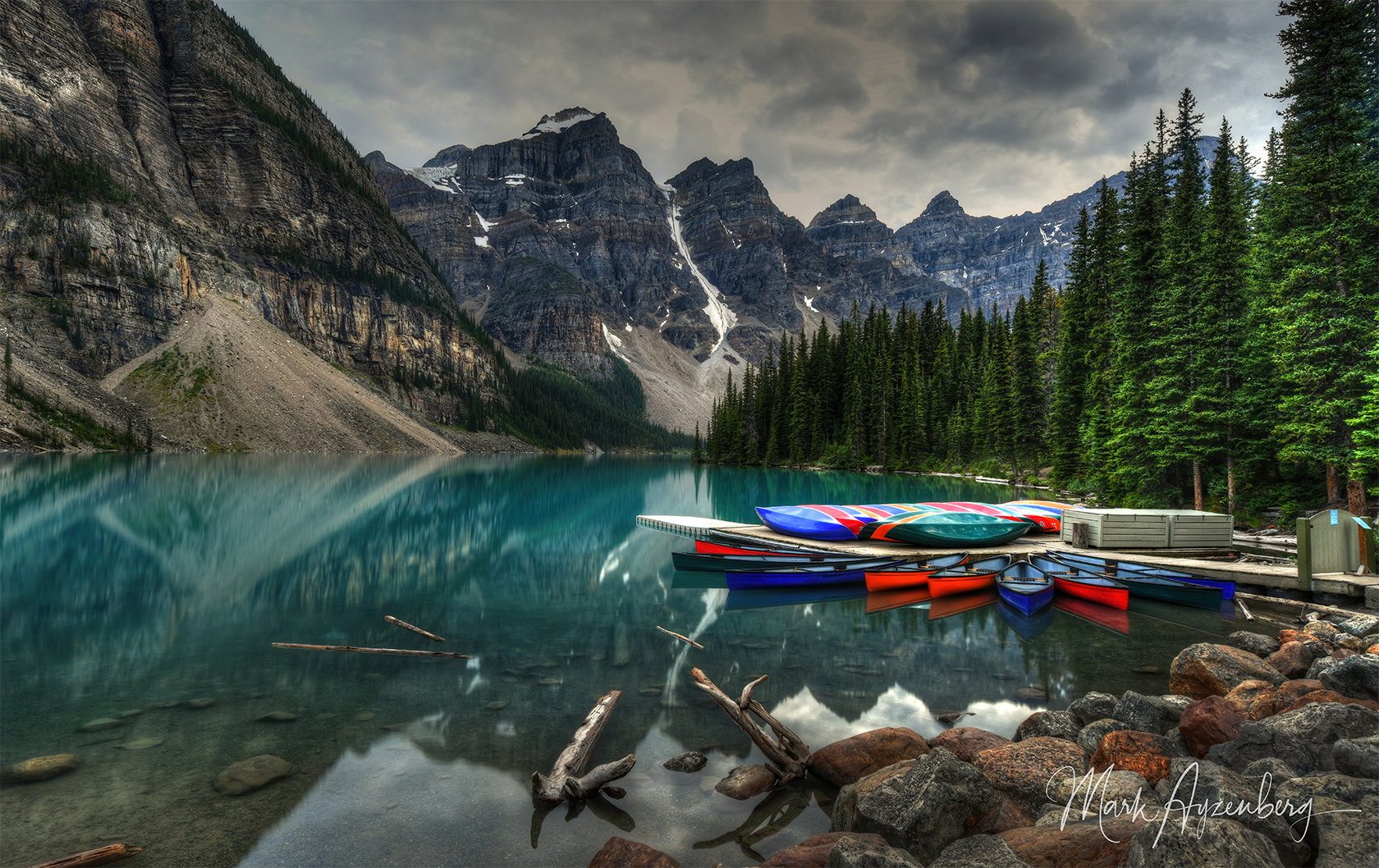 Canada National Parks and Cities