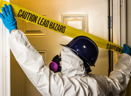 Lead-Based Paint & Your Home Inspection