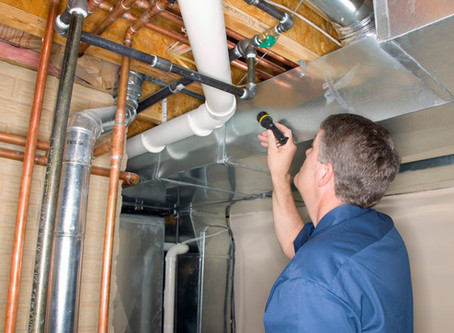 Home inspection Detects Problems Before Purchase