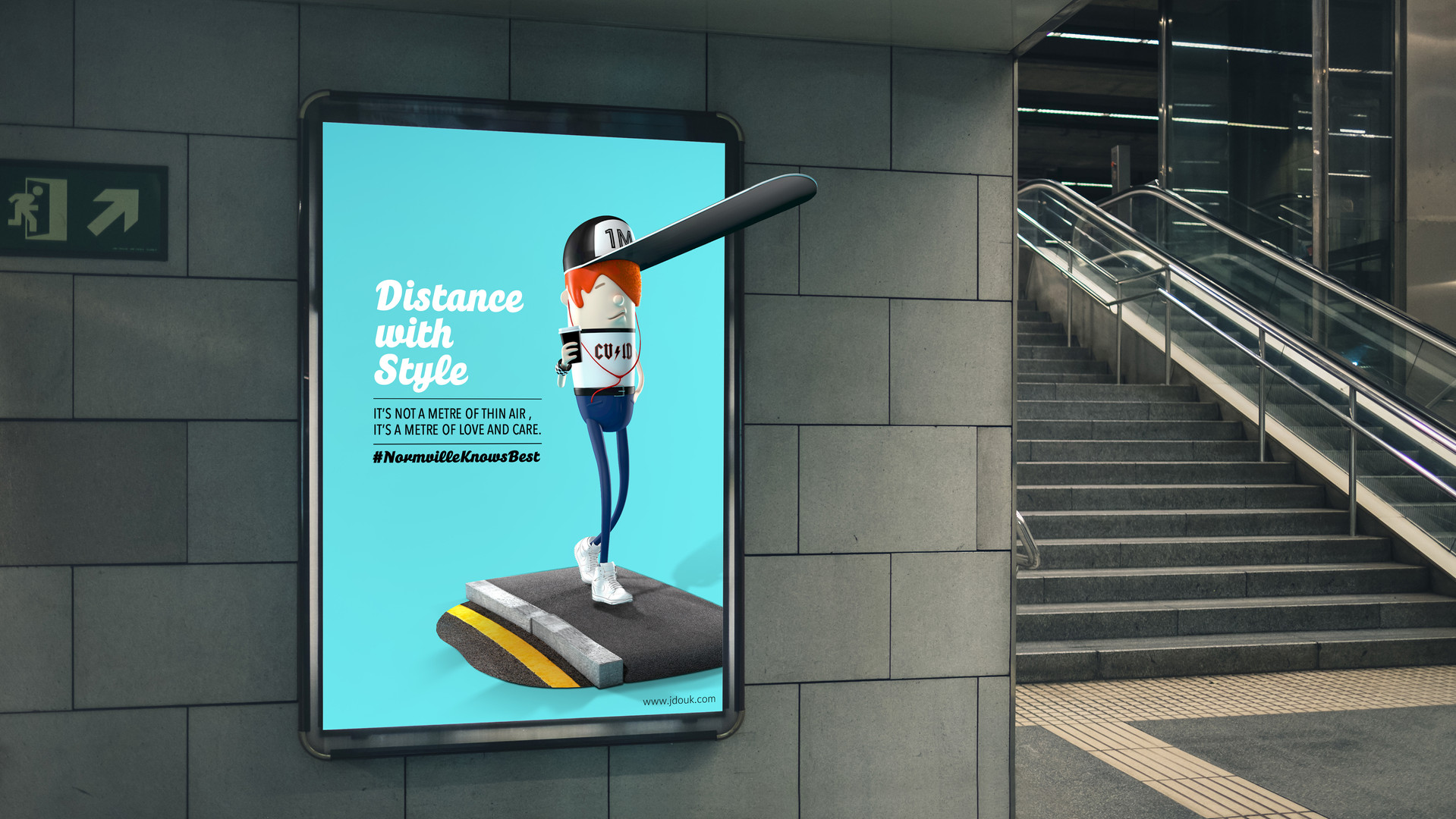 Distance with style