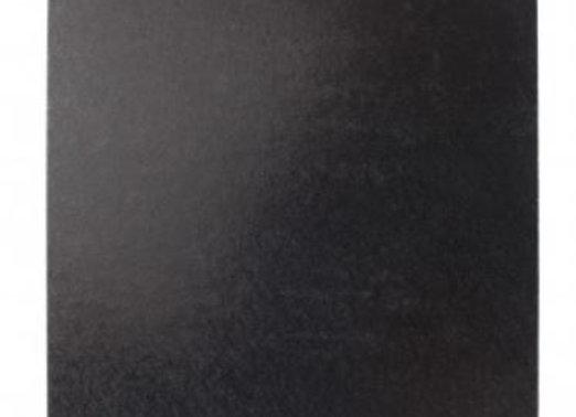 25x25 cm, storis 12mm, juodos sp.