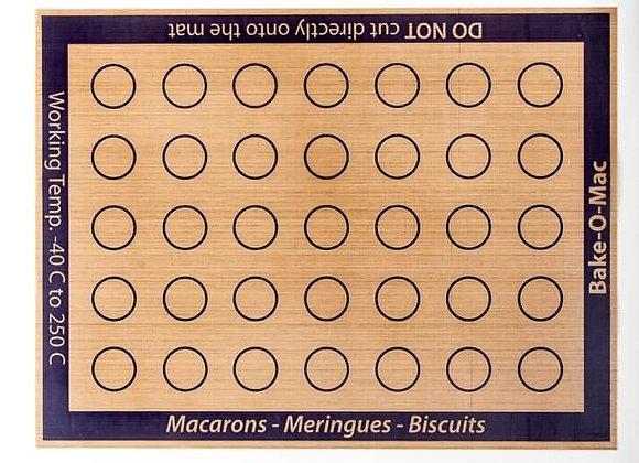 Silikoninis kilimėlis Macarons, 31x41cm