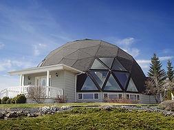 Купольный или сферический дом