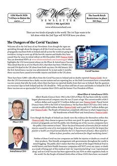 The White Rose Newsletter Issue 3 (MASTE