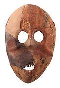 mask-nahal-hemar-cave-judean-desert-neol